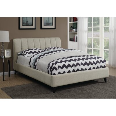 Highwood Upholstered Bed