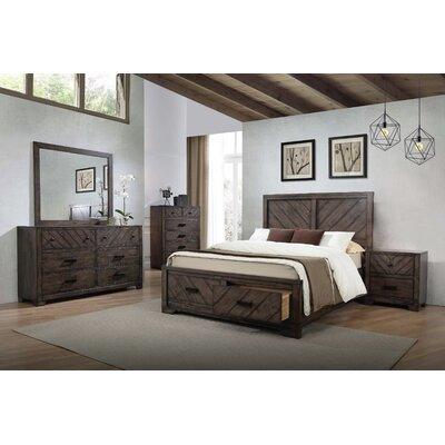 Parryville Storage Panel Bed