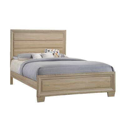 Zeitler Panel Bed