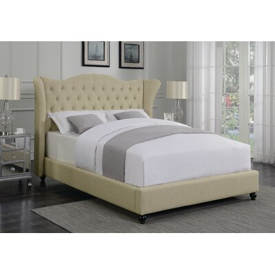Phillip Upholstered Panel Bed