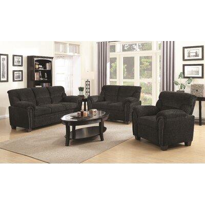 Dan Sofa Upholstery: Gray