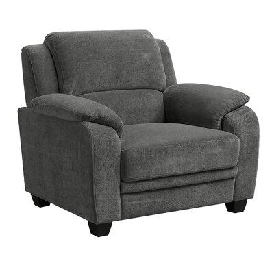 Avin Chair Upholstery: Chacoal