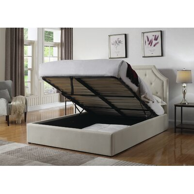 Hurley Upholstered Panel Bed
