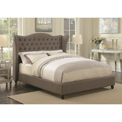 Pipers Upholstered Panel Bed