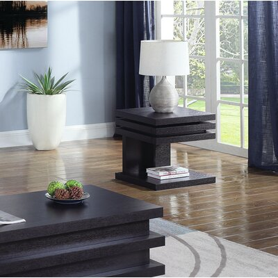 Sunanda End Table with Storage