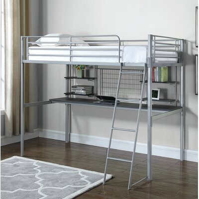 Gabin Twin Loft Bed