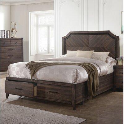 Parkside Panel Bed