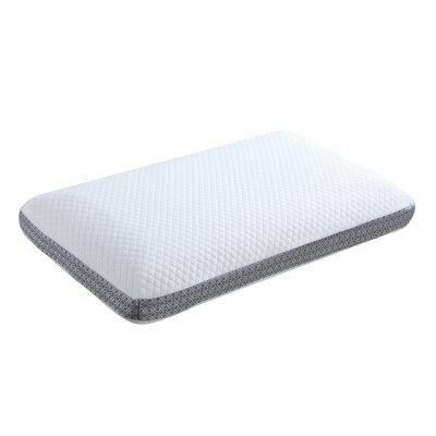 Classic Foam Pillow Size: Queen