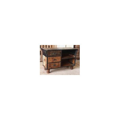 Nevada Wooden 3 Drawer Dresser