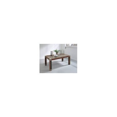 Needles Wooden Dining Table