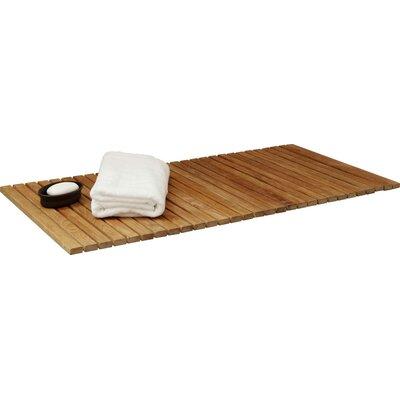 Premium Teak String Bath Mat