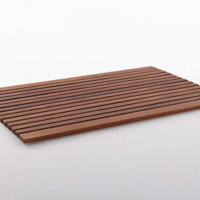 Teak String Bath Mat