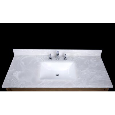 Asolo 49 Single Bathroom Vanity Top
