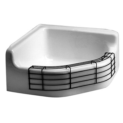 28 x 28 Single Custodial Floor Service Sink