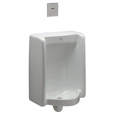 0.125 gpf Concealed Retro-Fit Pint Urinal