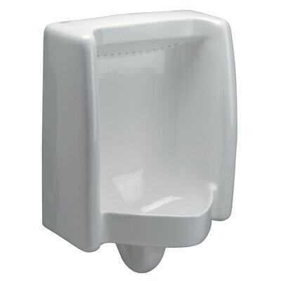 Washout Urinal with Back Spud
