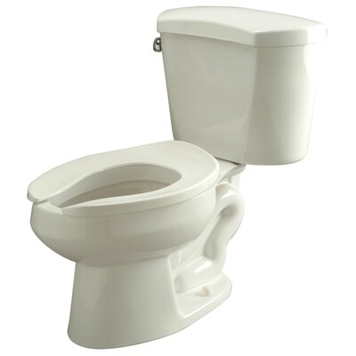 Standard 1.6 GPF Elongated Two-Piece Toilet