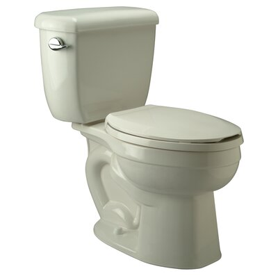 High Performance 1.6 GPF Elongated 2 Piece Toilet Z5551