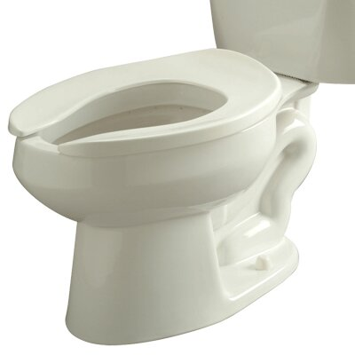 Siphon Jet 1.6 GPF Elongated Toilet Bowl