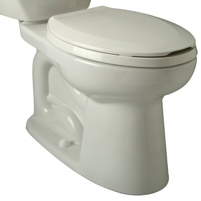 Siphon Jet 1.28 GPF Elongated Toilet Bowl