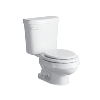Childrens 1.6 GPF Elongated Two-Piece Toilet