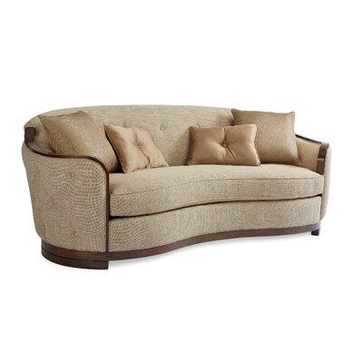 Westman Kidney Tufted Sofa