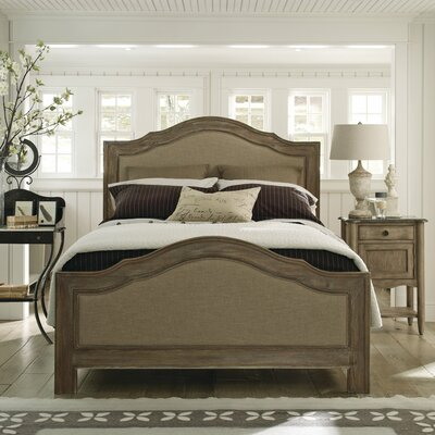 Morrisville Upholstered Panel Bed Size: King