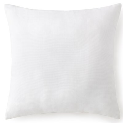 Pine Air Square 100% Cotton Throw Pillow