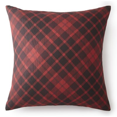 Bergenfield Plaid Sham