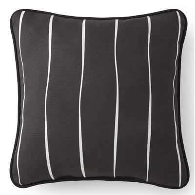 Bergenfield Cotton Throw Pillow