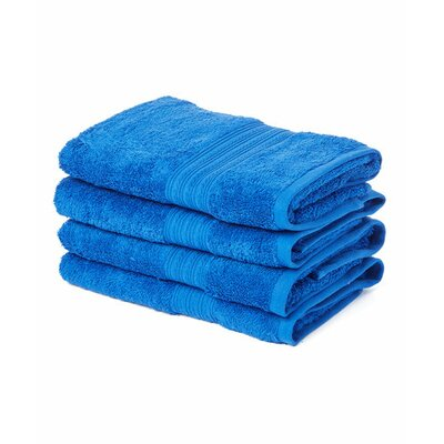 Peabody Hand Towel Set Color: Classic Blue