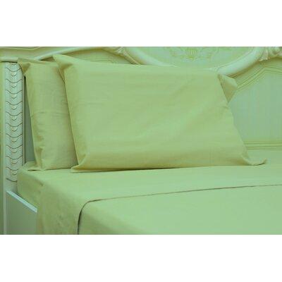 Islas 190 Thread Count 100% Cotton Sheet Set Color: Light Brown