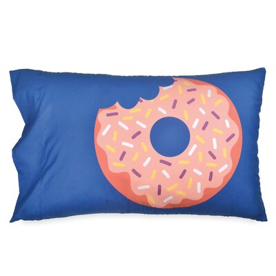 Howery Donut Std Pillow Case