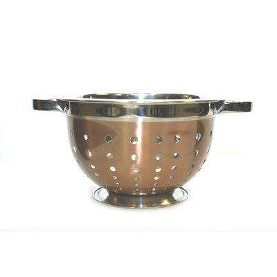 Princess Stainless Steel Plastic 5-Qt. Colander 402-0605CPR