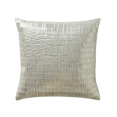 Driftwood Cotton Throw Pillow