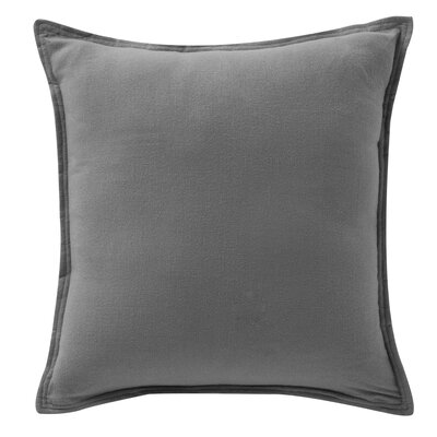 Sullivan Throw Pillow Color: Charcoal