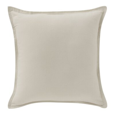 Sullivan Throw Pillow Color: Ecru