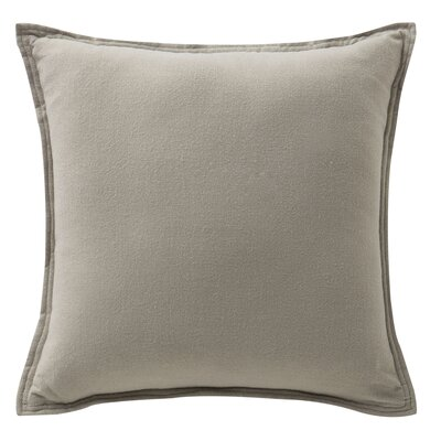 Sullivan Throw Pillow Color: Taupe