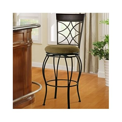 Reading 24 Swivel Bar Stool