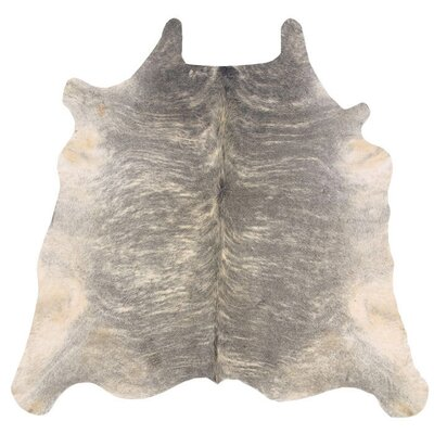 Light Brindle Cowhide