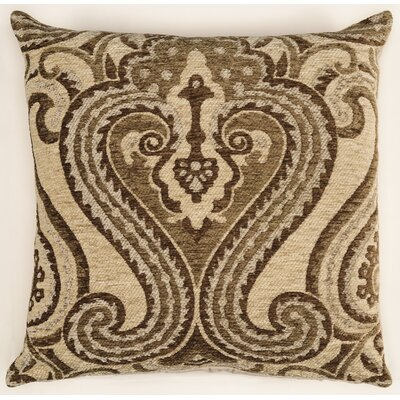 Camb Lyre Chenille Throw Pillow