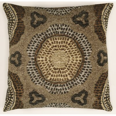 Lava Chenille Throw Pillow