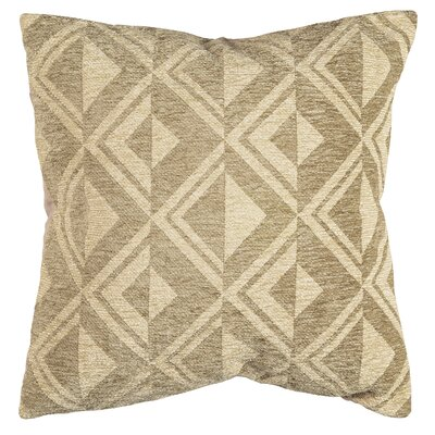 Diamond Chenille Throw Pillow