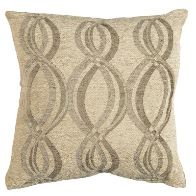 Infinite Chenille Throw Pillow