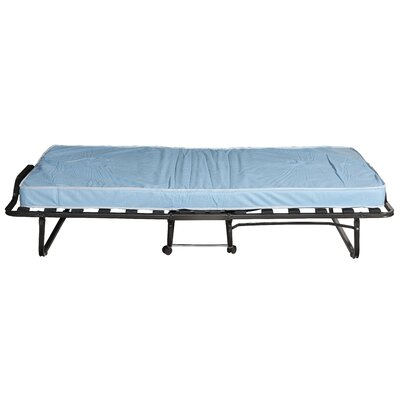 Twin Folding Bed with Mattress