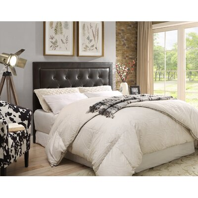 Kingsgate Queen Upholstered Panel Headboard