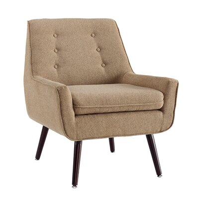 Buckberry Lounge Chair Upholstery: Cafe