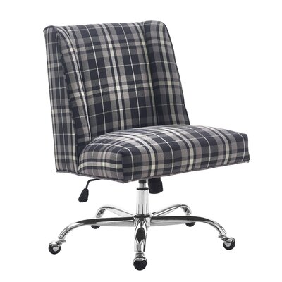 Gracie Oaks Barrett Mid-Back Office Chair