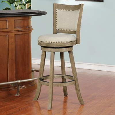 Rebecka 29 Swivel Bar Stool
