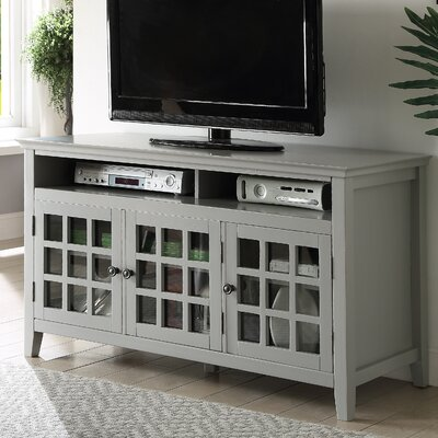 Tuftonboro 48 TV Stand Color: Gray